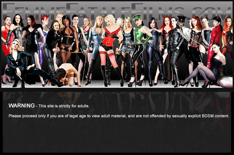 Femme Fatale Films fem Dom Website