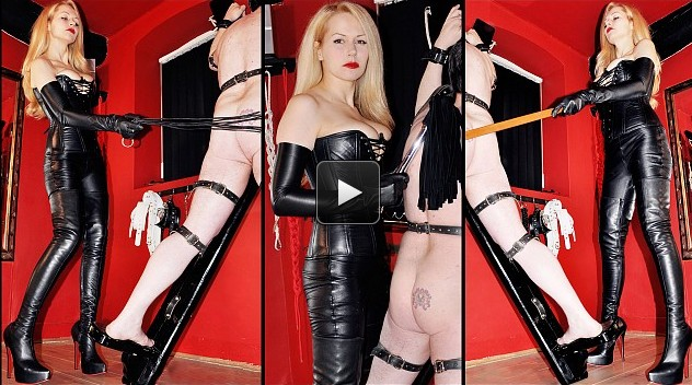 punished harshly starting with long whipping