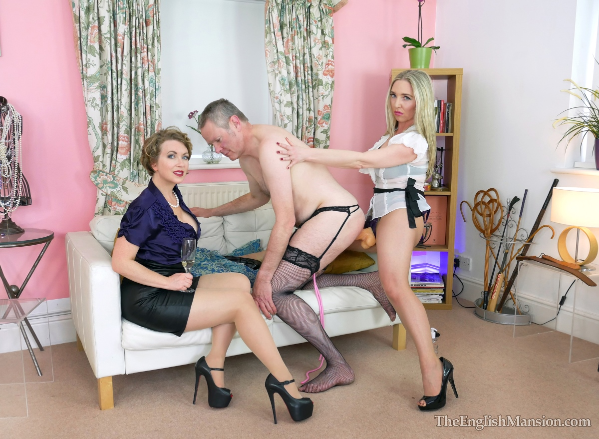 mansion sissy husband The english