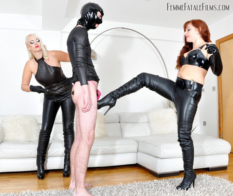 Ball busting