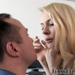 Office Ashtray with Mistress Eleise de Lacy