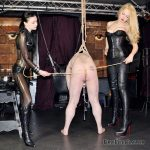 Double Trouble with Miss Severity Myers, Mistress Eleise de Lacy