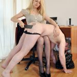 Dressing Down The Chauvinist Part One with Mistress Eleise de Lacy