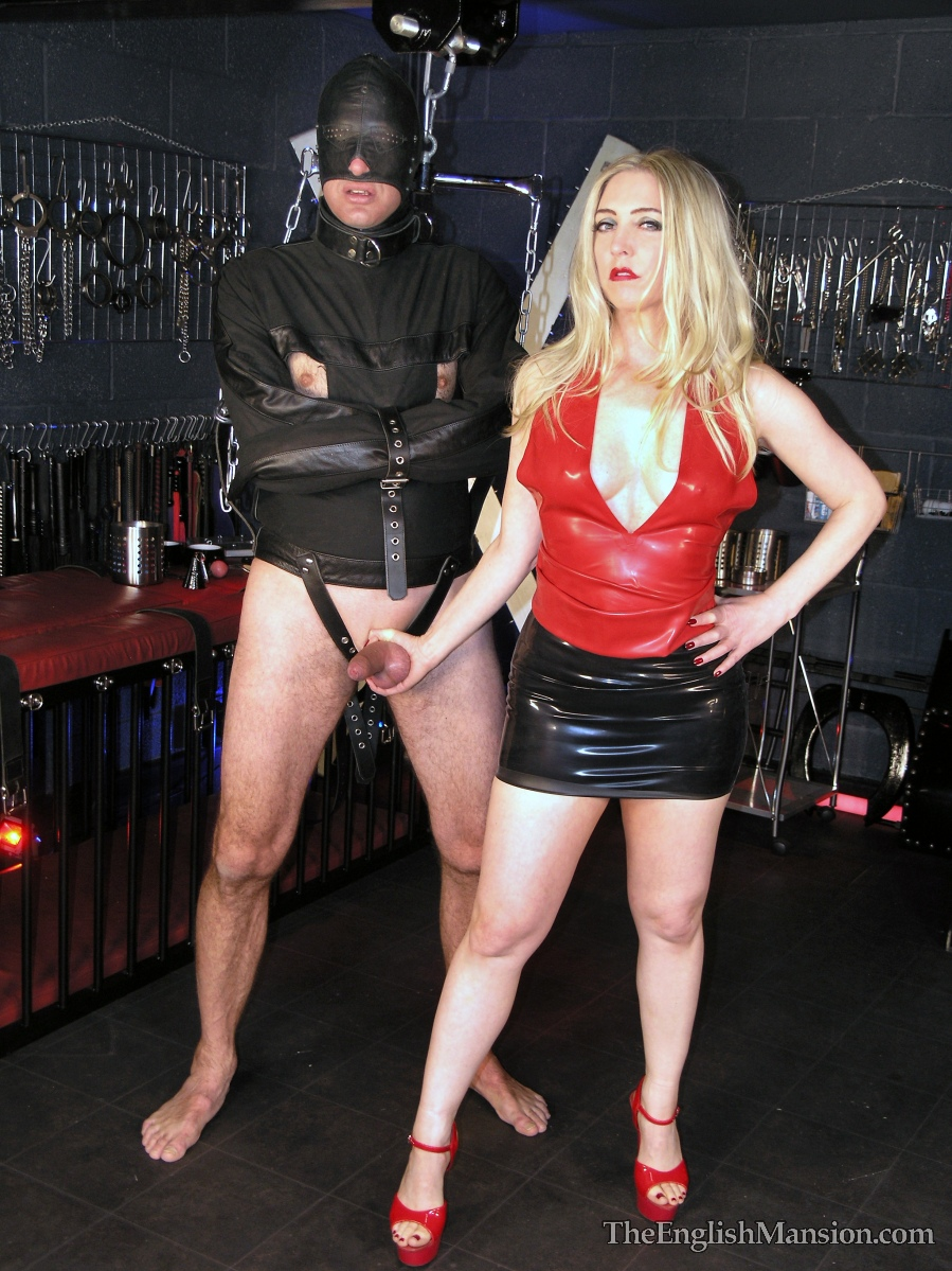 Mistress Sidonia's Cock and Ball Torture