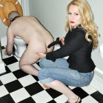 Bad Arse with Mistress Eleise de Lacy