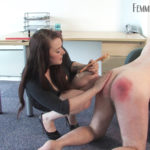 Humiliated In The Office