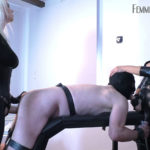Double Domme Pegging