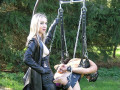 Suspension Swing Strapon