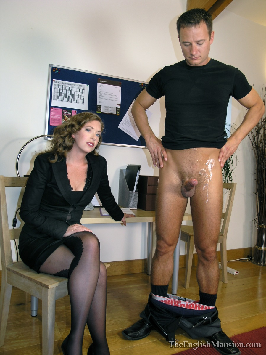 Ball Crushing Trampling Mistress T